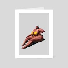 Round All Around 04 - Art Card by Pierre Rutz