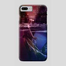 Harbour Lights Urban Fantasy - Phone Case by Galen Valle