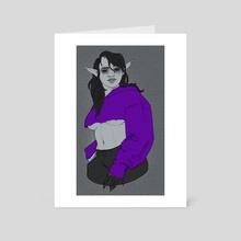 Relinquish II - Art Card by CYNVII