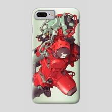 Pizza Delivery - Phone Case by Brian Sum