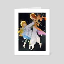 angel's waltz [tos] - Art Card by idledee