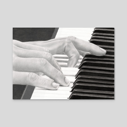 Piano by Aurelia Chaintreuil