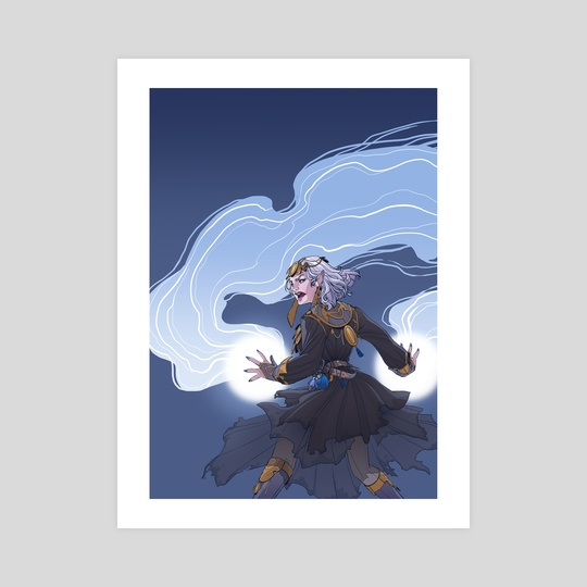Blue Magic by Kim Stramat