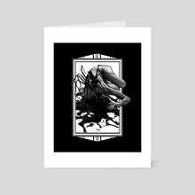 Void  - Art Card by Magiklight