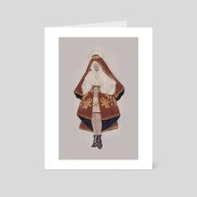 Metsona - Art Card by Claudine Aranza