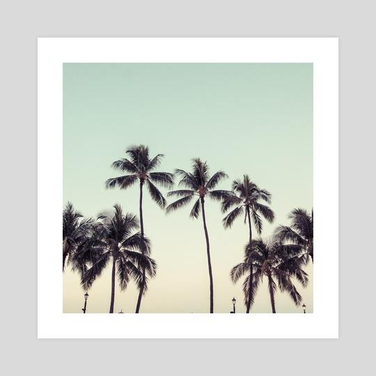 palmtreeeeeee by noir blanc777