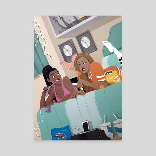 Famous Friendship by Liz Rust
