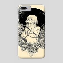 Sayat - Phone Case by Deliriousink