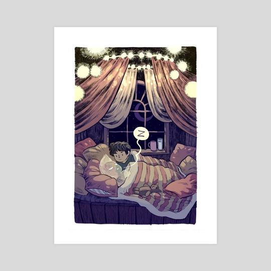Ghost Sleepover by Maria Frantz