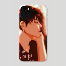 Love, Tae - Phone Case by Hara