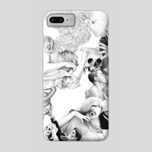 Intoxicating Revelations of Memory - Phone Case by Renzo Razzetto
