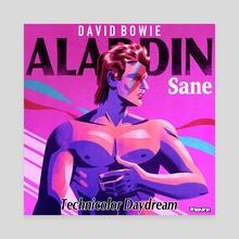 Aladdin - Canvas by Ryan Barr