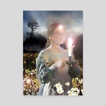 A fairy tale 9 - Canvas by Danko Merin