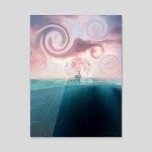 eyeCandy iii - Acrylic by Vineet Suresh