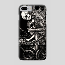 Leviathan - Phone Case by Carson Drew It