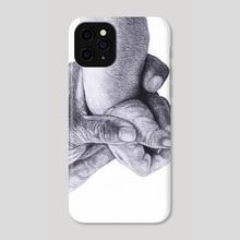A sample of love - Phone Case by Daniel Gustavo Flandes Eusebio