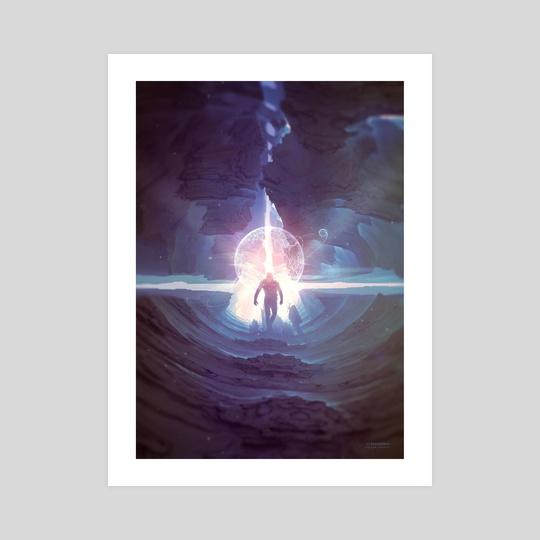 Ultrakosmos by Kuldar Leement