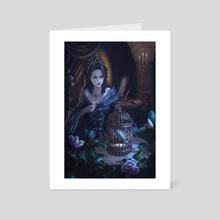 Regency - Art Card by Incantata Gallery