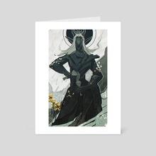 Temperance - Art Card by Mari Mägi