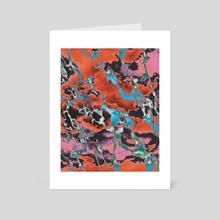 Opposition - Art Card by Dorian Legret