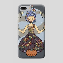 Autumn  - Phone Case by Lillian Fitch
