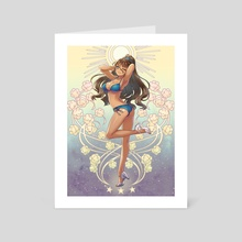 dancer(Type-C) - Art Card by opera ame