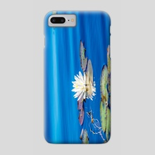 Cool Blues - Phone Case by Alex Tonetti