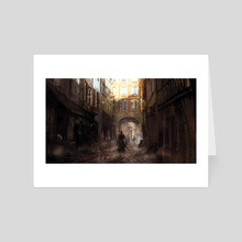 Old Street - Art Card by PapayouFR