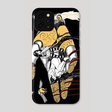 Goddess_Hand - Phone Case by Najmeh Tahaei