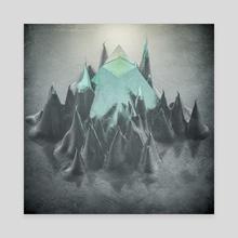 beerbleton - Canvas by drewmadestuff