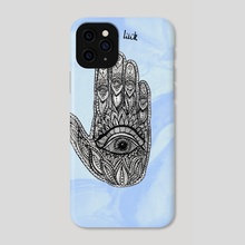 Good Luck. - Phone Case by Fanitsa Art