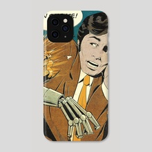 Damn Science! - Phone Case by Hafaell Pereira
