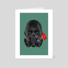 Impostor - Art Card by Damilare Olalemi