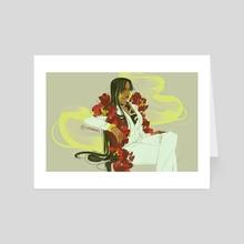 boa - Art Card by LUFINK