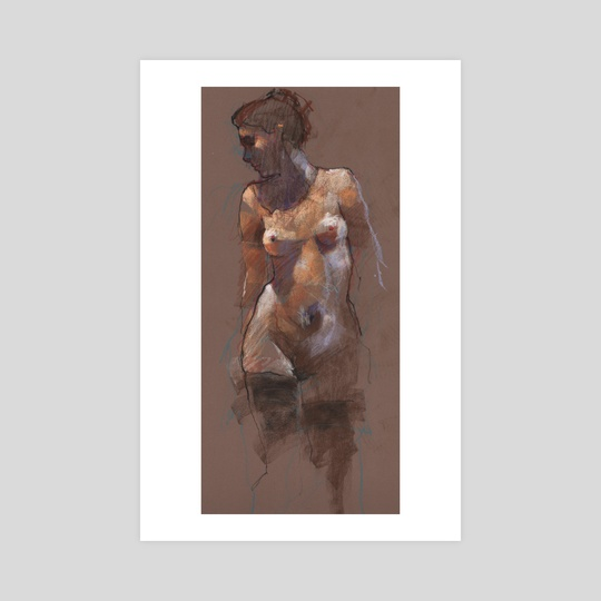 nude by Derek Jones