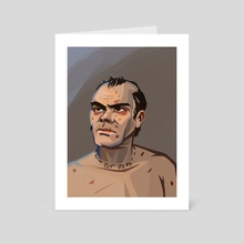 Trevor Philips - Art Card by D Woo