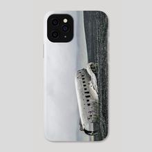 Phantom Flight - Phone Case by Alex Tonetti