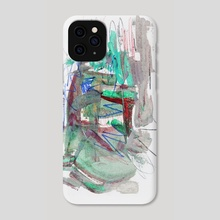 painting-46 - Phone Case by wudufu