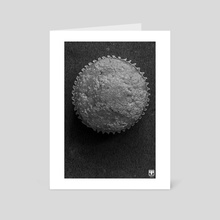 Muffin or Moon? - Art Card by Parag Phadnis