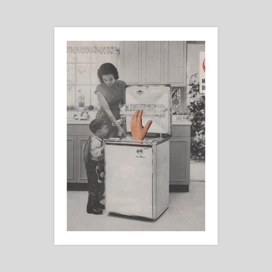 Dishwasher by alex boyce