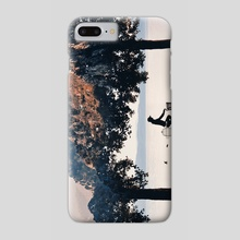 Into the Nature II - Phone Case by Enkel Dika