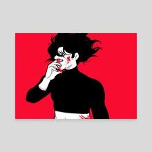 Wrath - Canvas by Tera