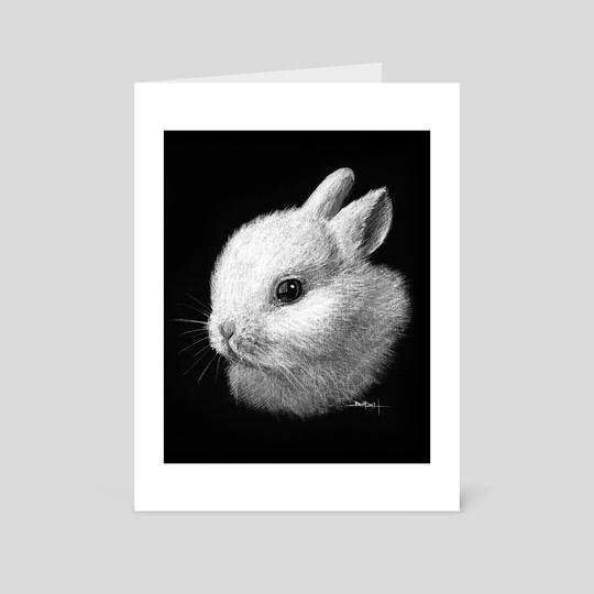 Bunny by Boris Toledo Doorm