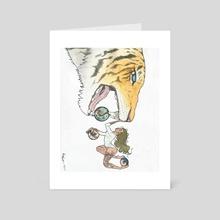 Balance - Art Card by Cassandra Tan-Torres
