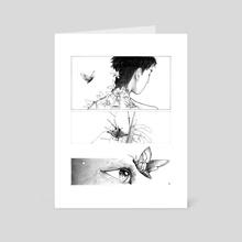 turmoil - Art Card by JOYCE