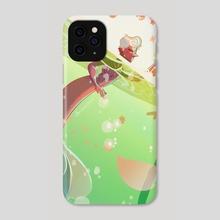Spring Merman  - Phone Case by Rose OM