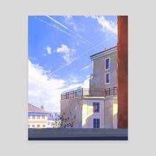 window - Canvas by Shinsyl