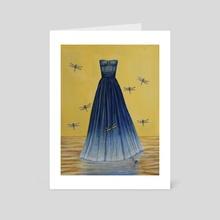Transformations - Art Card by Mónica Reséndez