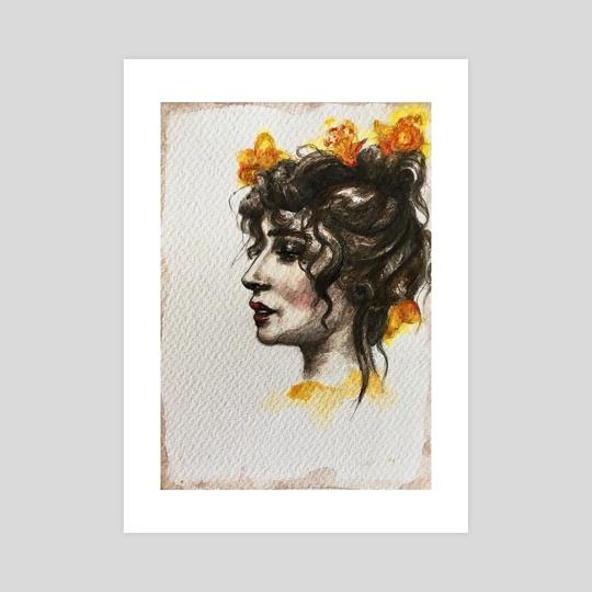 Daffodil by Sarah Mary Street