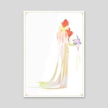 bride to be II - Acrylic by hotaru jaejae